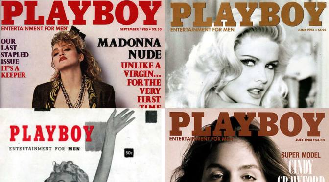 PLAYBOY IS CONSIDERING SHUTTING DOWN ITS PRINT MAGAZINE
