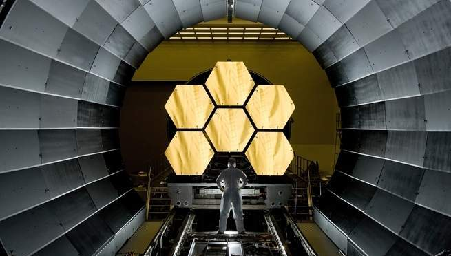 Watch the James Webb Space Telescope go through nine months of testing in two minutes