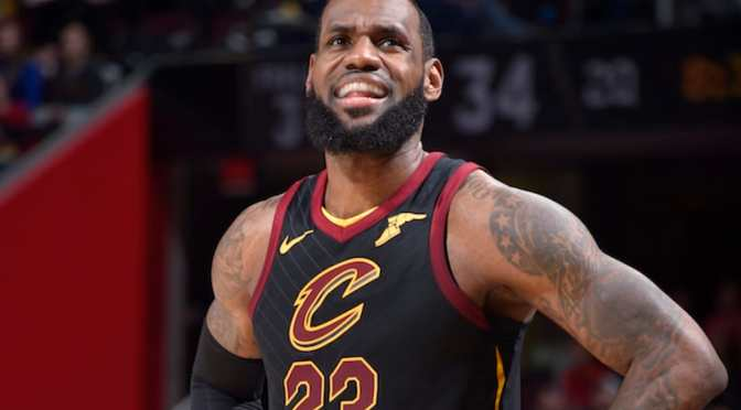 LeBron James Becomes the Seventh and Youngest NBA Player to Score 30,000 Career Points