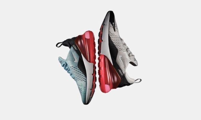 NIKE DEBUTS A NEW EDITION OF THE ICONIC AIR MAX, THE 270