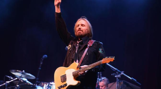 L.A. County Coroner Concludes Tom Petty Died of an Accidental Overdose
