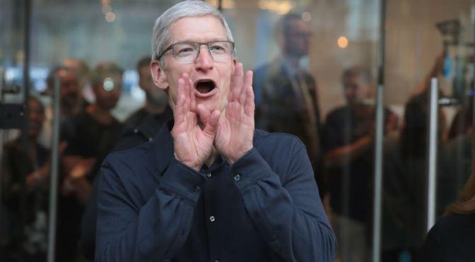Apple Successfully Avoids $50 Billion in American Taxes