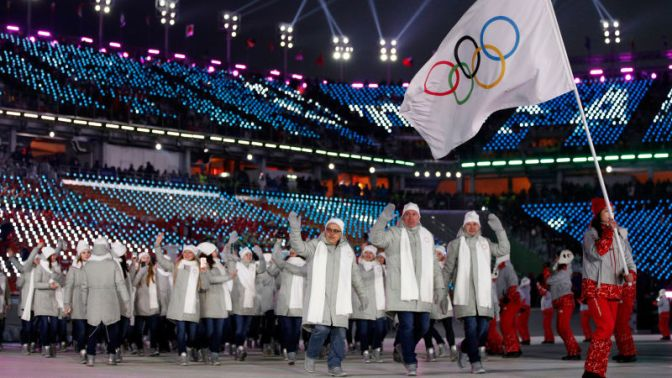 Pyeongchang Olympics Hit By Cyber Attack, With Widespread Rumors Russia to Blame