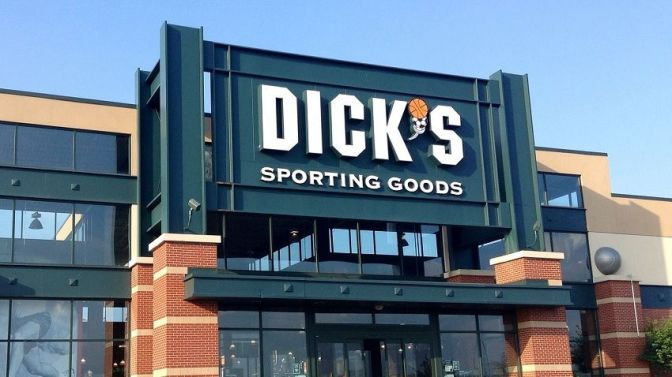 DICK'S SPORTING GOODS CEO ANNOUNCES THEY WILL NO LONGER SELL ASSAULT RIFLES