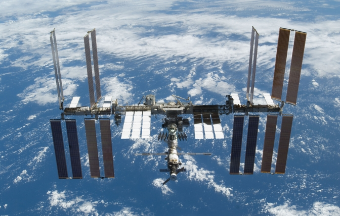 Trump administration hopes to privatize ISS after 2024