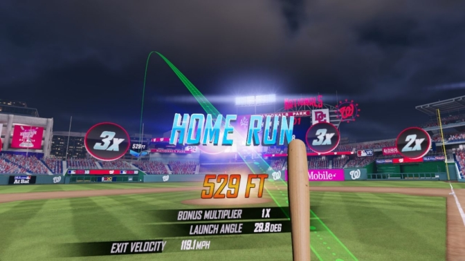 MLB's 'Home Run Derby VR' is coming to PSVR and Vive this spring