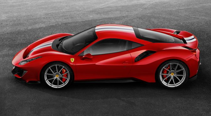 THIS IS THE ALL-NEW 488 PISTA, AND IT COULD BE THE FASTEST FERRARI EVER