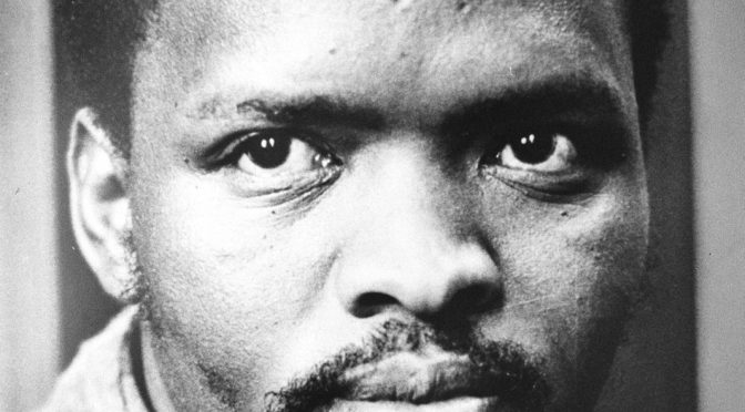 Steve Biko, the Anti-Apartheid Activist Who Fought to End White Minority Rule In South Africa
