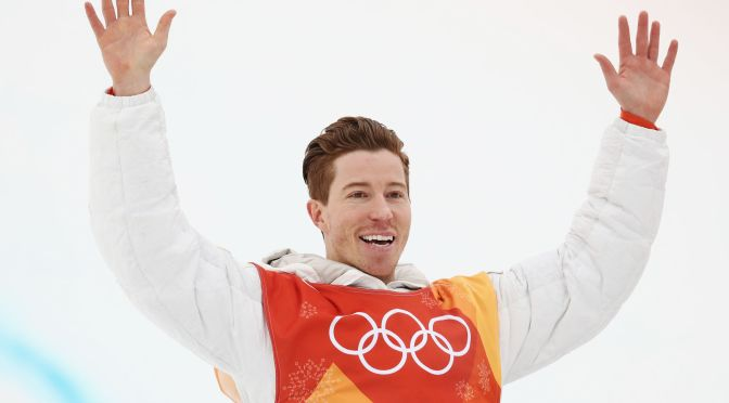 Shaun White Wins Third Olympic Gold Medal In Dramatic Halfpipe Finish