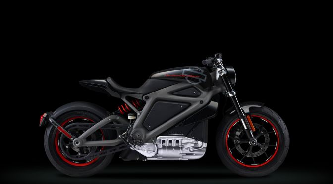 THE ELECTRIC HARLEY-DAVIDSON IS FINALLY COMING NEXT YEAR