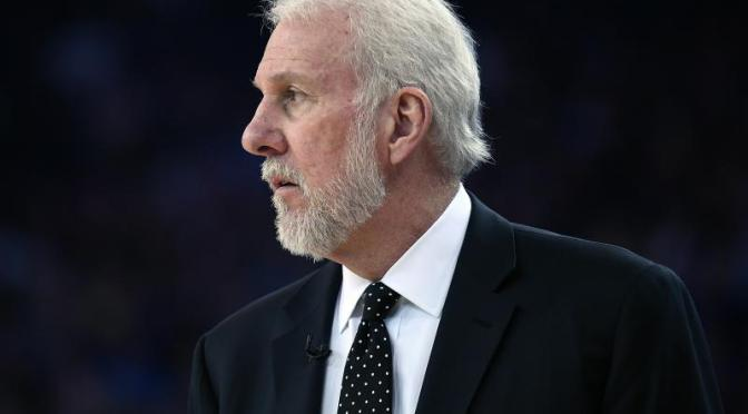 Gregg Popovich Says 'We Live in a Racist Country,' Talks Black History Month