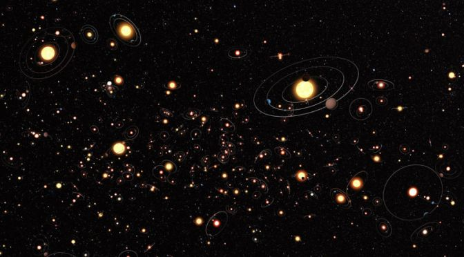 Kepler Astronomers Discover Treasure Trove of New Exoplanets