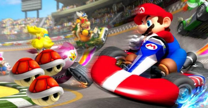 NINTENDO IS MAKING 'MARIO KART' FOR YOUR SMARTPHONE