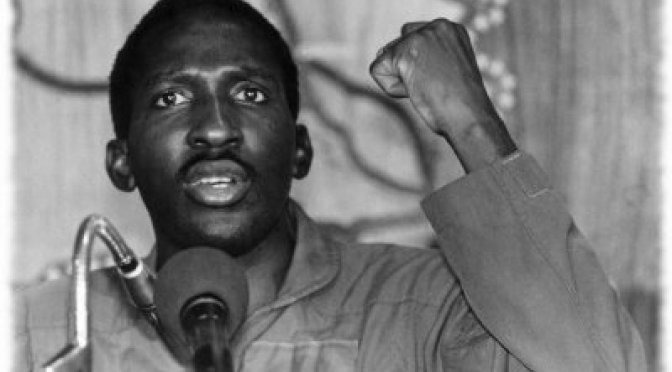 Thomas Sankara, the 'African Che Guevara' Who Tried to Save Burkina Faso from French Imperialism