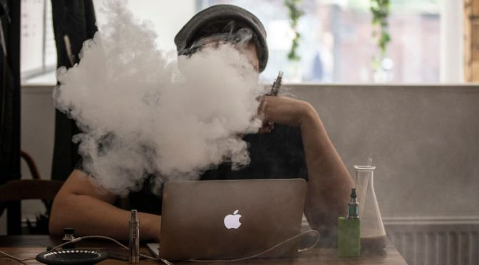 E-Cig Vapor Tested Positive for Lead and Arsenic in New Study