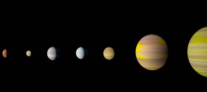 Artificial Intelligence, NASA Data Used to Discover Eighth Planet Circling Distant Star