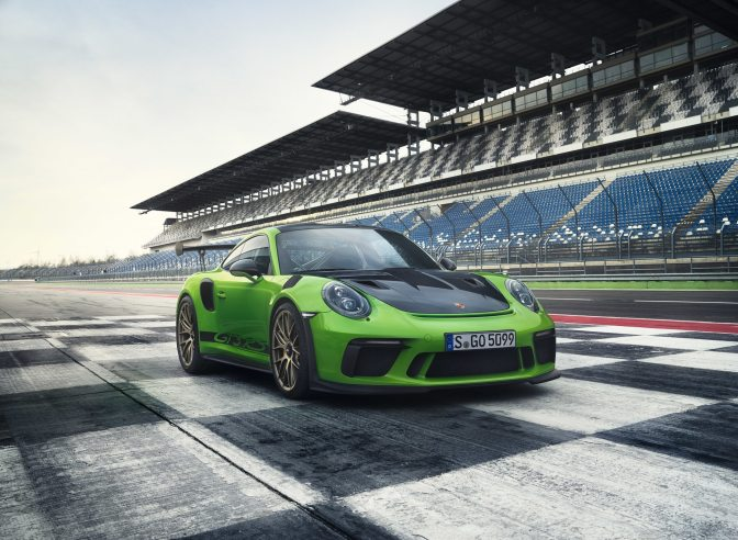 THE 2019 PORSCHE 911 GT3 RS IS THE MOST POTENT NATURALLY ASPIRATED 911 EVER