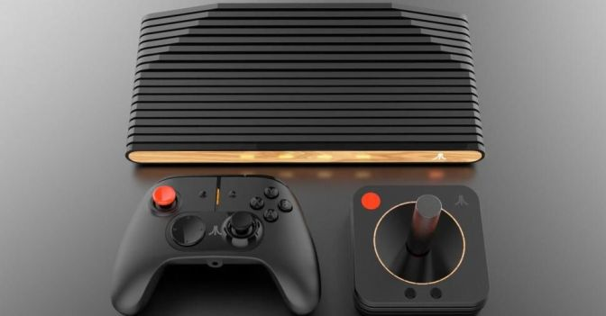 THE AWESOMELY '80S 'ATARIBOX' IS COMING SOON TO SCRATCH YOUR RETRO-GAMING ITCH