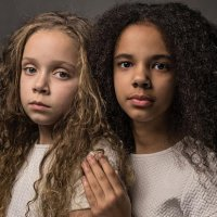 These Twins, One Black and One White, Will Make You Rethink Race
