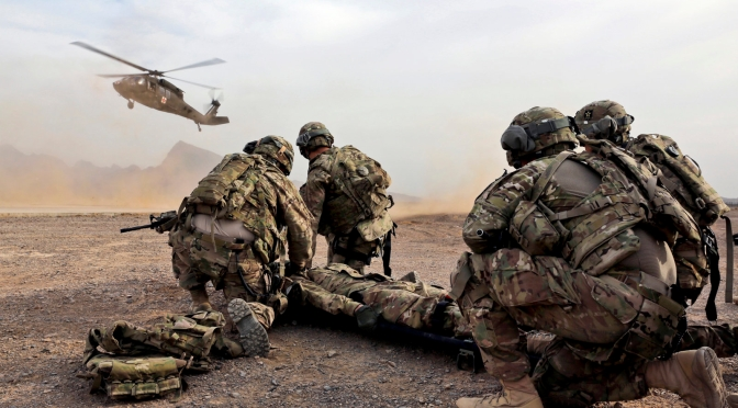 Medics may slow biological time to save soldiers' lives