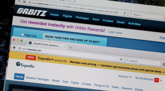 Orbitz Says Hackers Accessed 880,000 Payment Cards