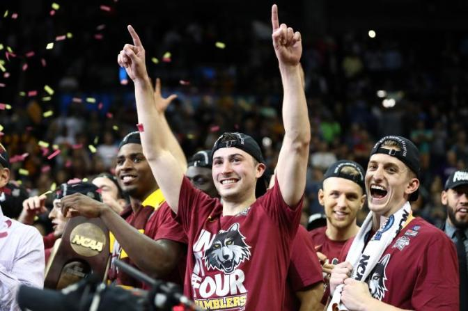Loyola-Chicago Earns Place Among All-Time Cinderellas with Trip to Final Four