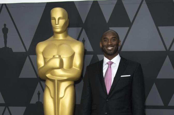 Kobe Bryant's 'Dear Basketball' Wins Oscar Award for Best Animated Short Film
