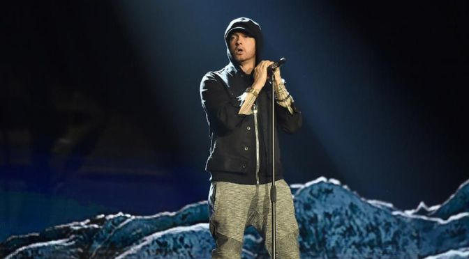 Eminem Is Now The RIAA's Second-Most Successful Singles Artist Of All Time