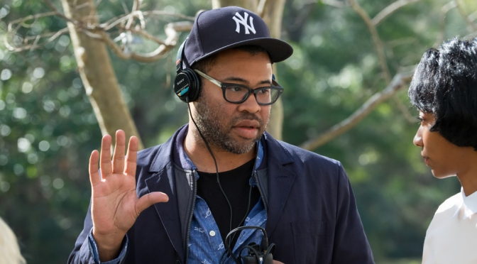 Jordan Peele Is First Black Writer to Win Oscar for Best Original Screenplay