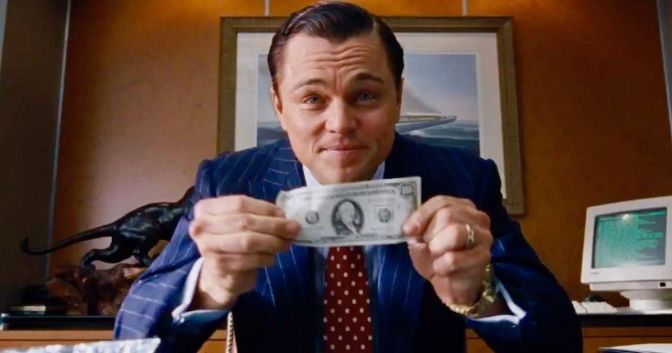 'THE WOLF OF WALL STREET' WAS FINANCED WITH STOLEN MONEY, PRODUCERS FORCED TO PAY FEDS $60 MILLION