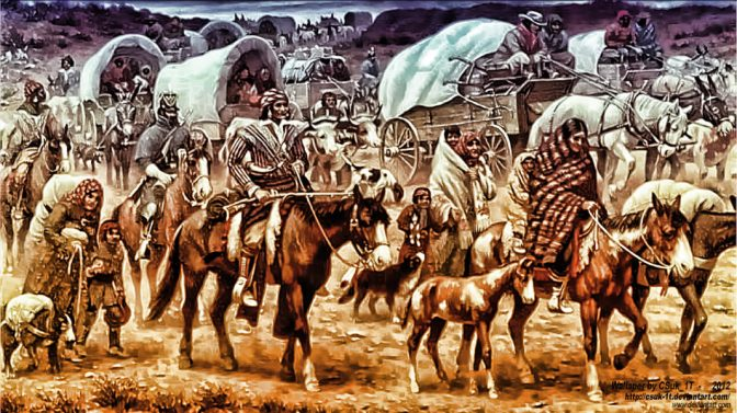 The Part of the Trail of Tears Narrative No One Told You About