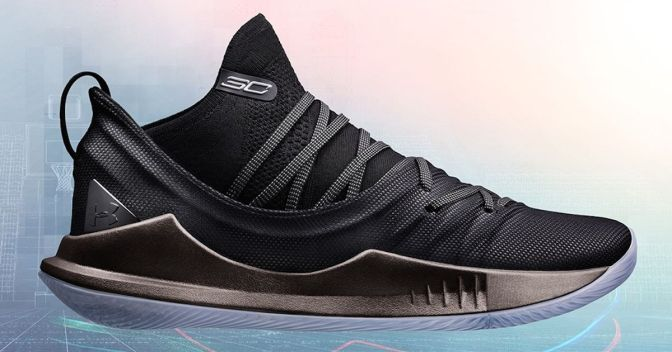 THE NEW 'CURRY 5' IS THE MOST ADVANCED UNDER ARMOUR SNEAKER YET