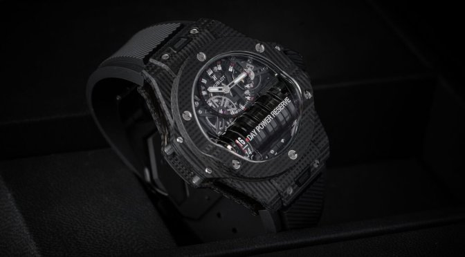Hublot Big Bang MP-11 3D Carbon