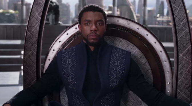 Black Panther Has Beaten Titanic to Become the Third Highest Grossing US Theatrical Release of All Time