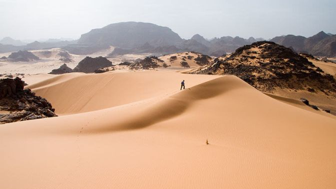 What's Going On With the Sahara Desert?