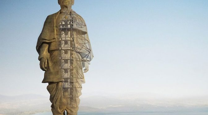 India Is Building the World's Tallest Statue
