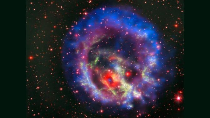 This Extragalactic Eye Is Hiding a Neutron Star