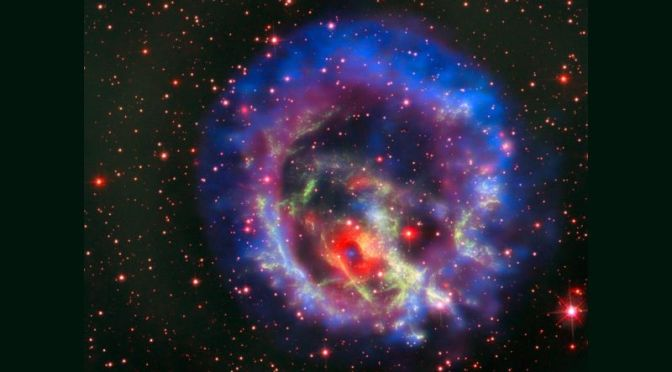This Extragalactic Eye Is Hiding a Neutron Star