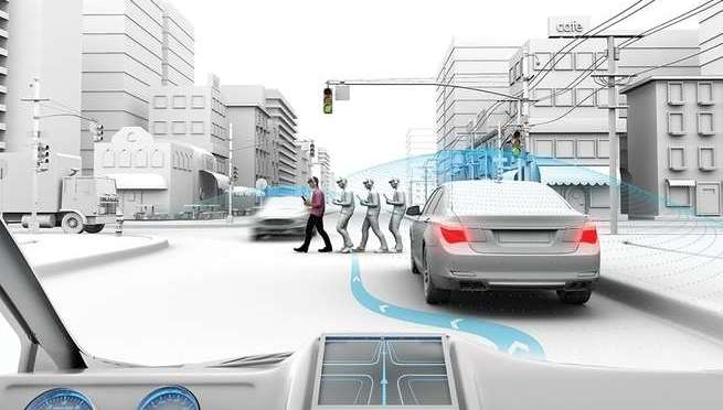 Everything self-driving cars calculate before changing lanes