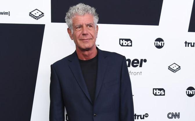 Chef and Travel Host Anthony Bourdain Has Died at 61