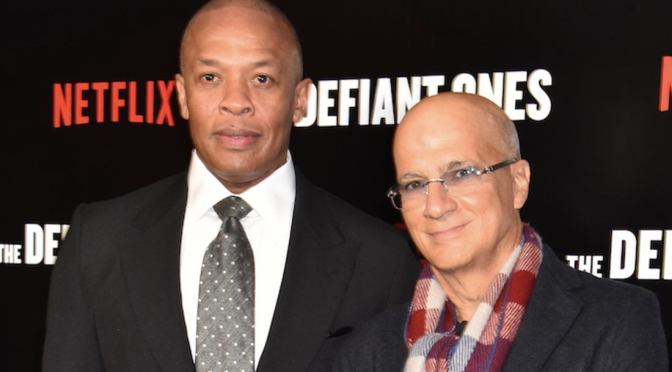 Dr. Dre and Jimmy Iovine Ordered to Pay $25M to Former Beats Business Partner