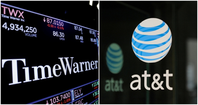 Justice Department appeals approval of Time Warner-AT&T merger