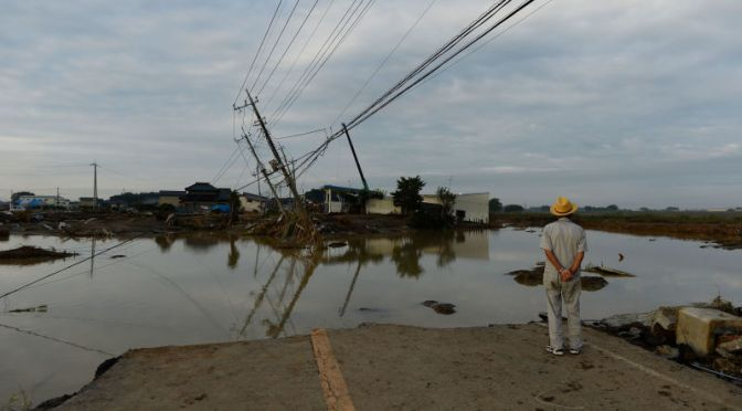 Japan's Deadly Typhoon Rains Have Left 2 Million Ready to Evacuate