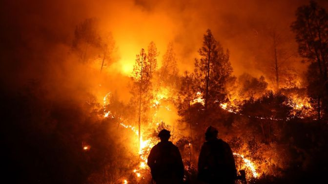 The Largest Wildfire in California's History Is Finally Out