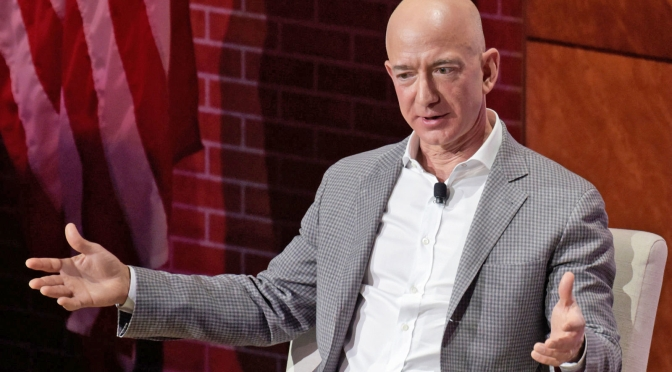 Amazon is the latest $1 trillion tech company