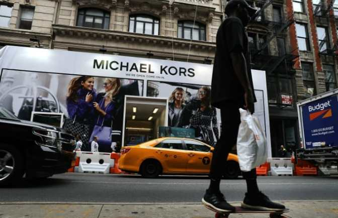 Michael Kors Spends More Than $2 Billion to Buy Versace