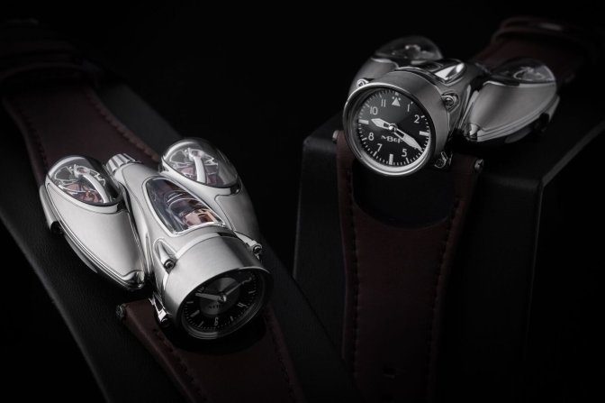 The New MB&F HM9: Pushing The Envelope To The Next Level