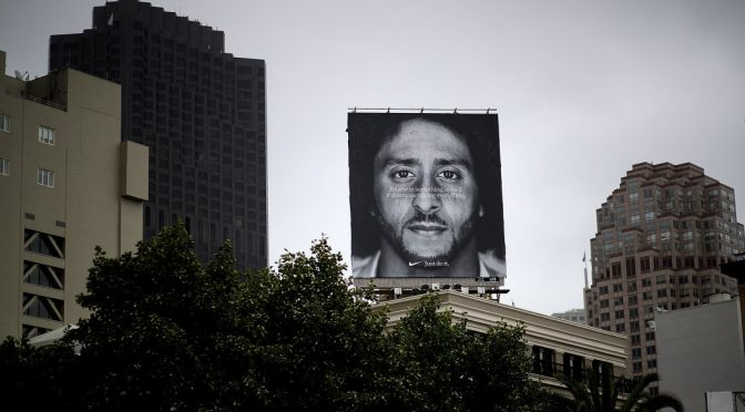 Nike Reportedly Up $6 Billion Since the Release of Kaepernick's 'Just Do It' Ad
