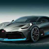 Bugatti Divo Makes Its World Debut At Quail In Monterey, California
