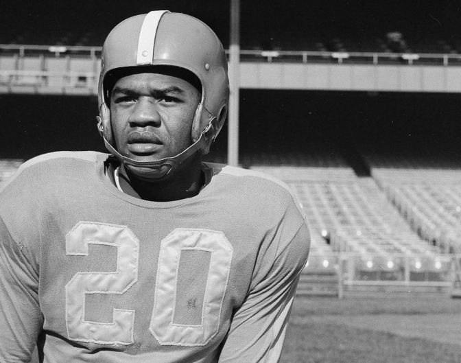 George Taliaferro, 1st African American NFL Draft Pick, Dies at Age 91